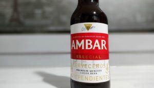 Ambar, cerveza de Zaragoza