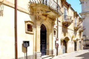 Palazzo della Rocca, Ragusa