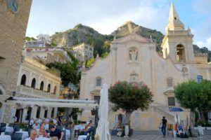 Chiesa di San Giuseppe, Taormina