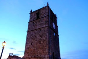 Torre Lucano, Monsanto