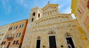 Cattedrale di Santa Maria, Cagliari, Cerdeña