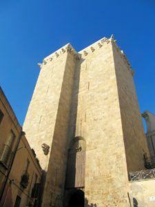 Torre dell´Elefante, Cagliari