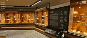 Visita virtual del Museo Archeologico Nazionale de Cagliari