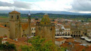 Mirador de la Monja, Trujillo