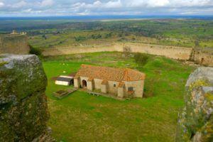 Castillo Alcazaba de Trujillo, Cáceres, Extremadura