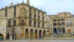 Palacio del Marqués de la Conquista, Trujillo