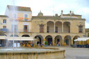 Palacio de los Duques de Orellana, Trujillo