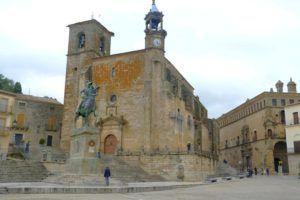Plaza Mayor, qué ver en Trujillo