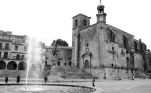 Plaza Mayor de Trujillo, Cáceres