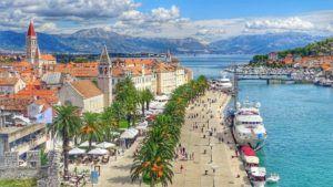 Trogir, qué ver en un día. En ruta por la costa de Croacia