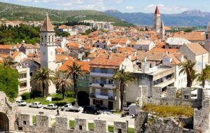 Vistas desde el Castillo-fortaleza del Camarlengo