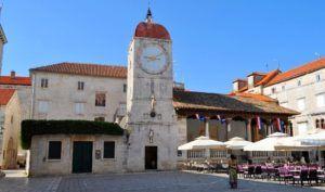 Iglesia de San Salvador de Trogir, Croacia