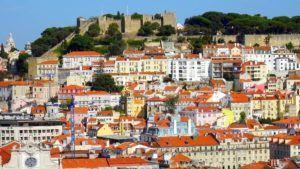 Castillo de San Jorge, qué ver en Lisboa