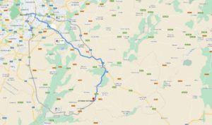 Cómo llegar a Colmenar de Oreja desde Madrid