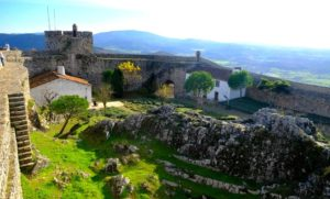 Castillo de Marvao, Portugal