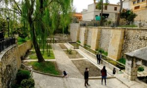 Jardines de Zacatín, Colmenar de Oreja
