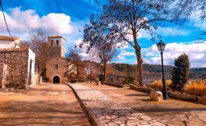 Iglesia de San Pedro, Olmeda de las Fuentes