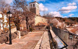 Olmeda de las Fuentes, el pueblo de los pintores de Madrid