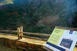 Mirador de El Gasco, qué ver en las Hurdes