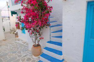 Qué ver en Plaka, la capital de Milos (Grecia)